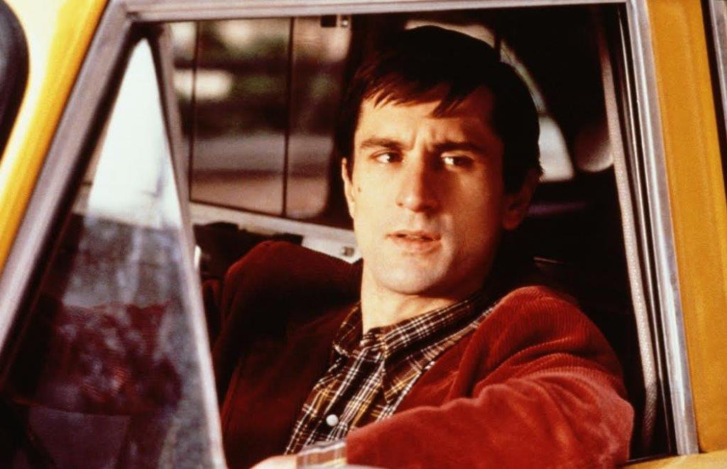 Martin Scorsese Taxi Driver