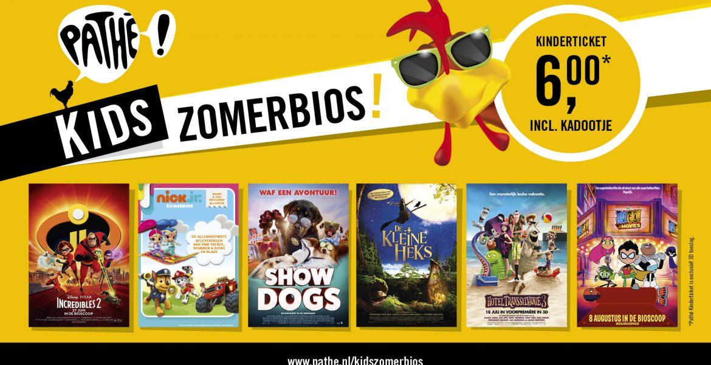 Pathe Kids Zomerbios