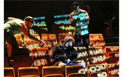 Cinema Toneelgroep Oostpool