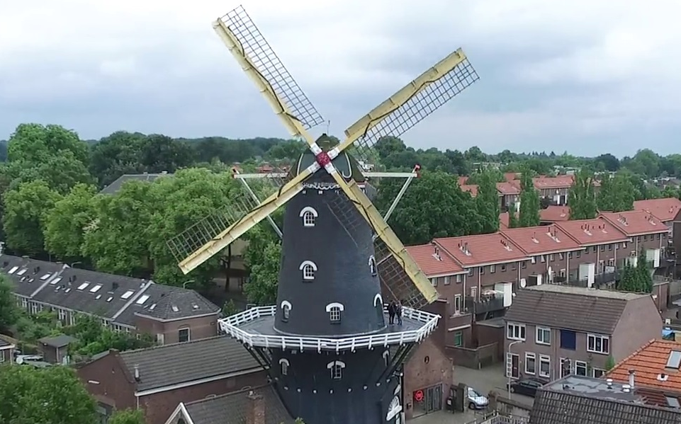 heropening molen de kroon